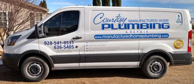 Courtesy Manufactured Home Plumbing and Plumber Repairs