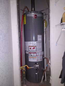 Prescott Water Heater Replacement, Repair, Repiping